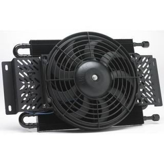 Hayden Transmission fluid Oil Cooler & Fan The Dawg 525 RV Tow Towing