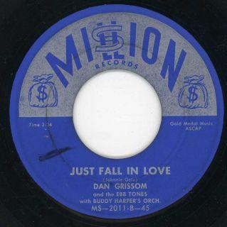 Dan Grissom Ebb Tones Recess in Heaven Million Doo Wop Listen