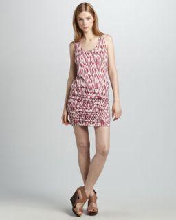 Soft Joie Bond Ikat Print Dress