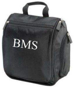 Hanging Toiletry Travel Bag DOP Kit Groomsmen Gift Cosmetic