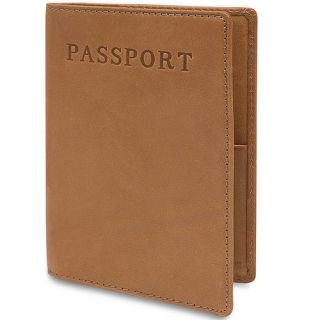 Hartmann Luggage Belting Leather Passport Cover Case 710