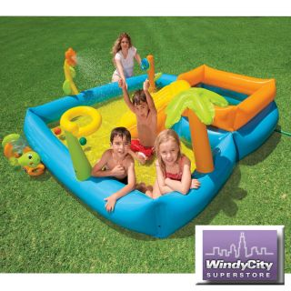 Intex Kids Play Ground Center Inflatable Swimming Pool
