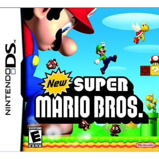 New Super Mario Bros for Nintendo DS zTS