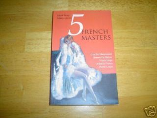 SHORT STORY MASTERPIECES 5 FRENCH MASTERS SC HUGO