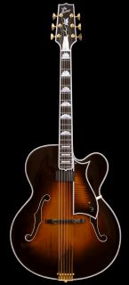 Heritage Guitar Golden Eagle L 5CES Archtop New