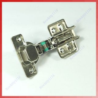 Slide on Steel Face Frame Concealed Cabinet Door Hinge