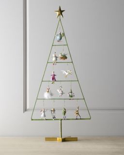 Patience Brewster 12 Days of Christmas Mini Display Tree and