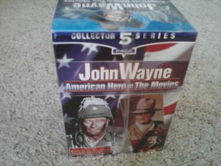 John Wayne American Hero of The Movies DVD
