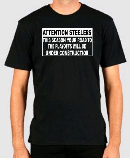 Ravens Hate Steelers Playoffs Baltimore Shirt Funny