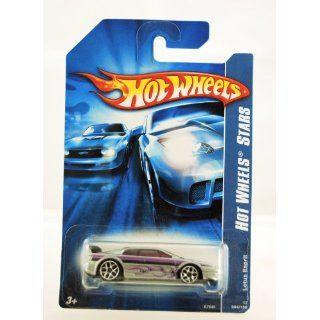 Hot Wheels Stars   2007   Lotus Esprit   Silver & Purple