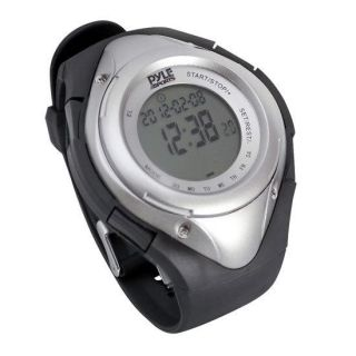 New Pyle PHRM38SL Heart Rate Monitor Watch W/ Calorie Counter & Target