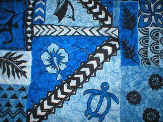 Pcs Tapa Hawaiian Quilt Front Car Seat Covers Cover B