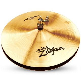 Zildjian A0121 13 A Mastersound Hi Hat Tops Hihats Drum Set Cymbals