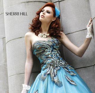 Sherri hill 2801 free jewelry price match prom dress for How to match jewelry with prom dress