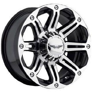 American Eagle 50 20 Super Finish Black Wheel / Rim 6x135 & 6x5.5 with