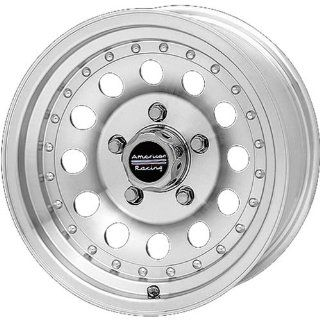 American Racing OutlawII 14x7 Machined Wheel / Rim 6x5.5 with a 0mm