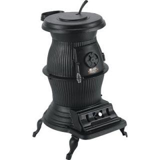 Pot Belly Stove Heater 1 000 Sq ft 200 000 BTU