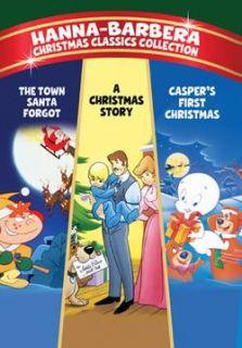 hanna barbera christmas classics collection dvd title hanna barbera