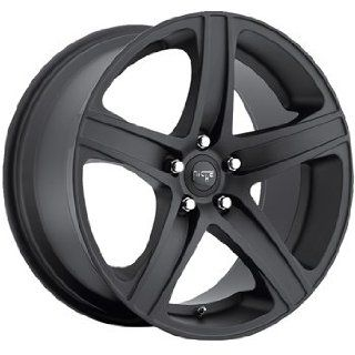 Niche Euro 19x8.5 Matte Black Wheel / Rim 5x120 with a 35mm Offset and
