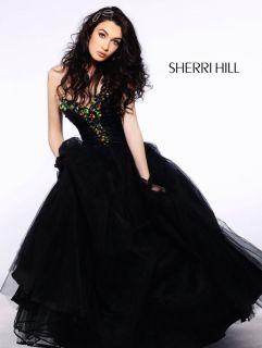 Sherri Hill 2930 Free Jewelry Price Match Prom Dress Bridal Wedding