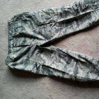Original US Air Force Absg Mens Trousers Large Regular