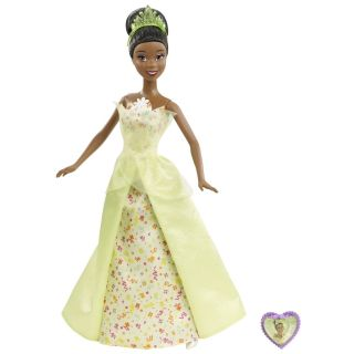 Princess Birthday Wishes Tiana Barbie~Sings Happy Birthday to You