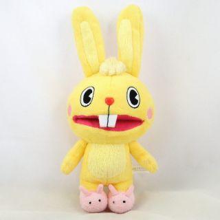 Happy Tree Friends Cuddles Yellow Bunny Plush Stuffed Doll Ball Chain