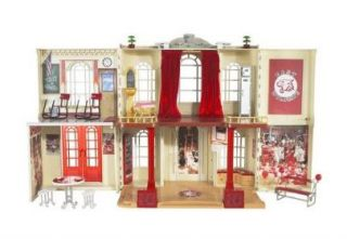 Disney High School Musical 3 Dollhouse w Accessories