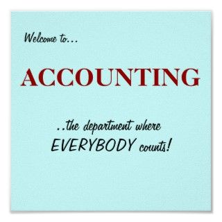 Lighten up things in the accounting office with this funny play on