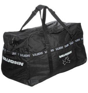 7460 44 Ice Roller Hockey Goalie Equipment Bag Black Goal Carry Bag