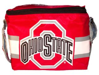 lunch bag box ohio state buckeyes ncaa square insulated square lunch