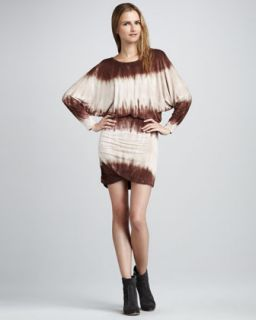 Young Fabulous and Broke Heidi Ombre Stripe Dress