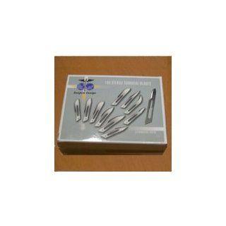 Scalpel Blades  # 10 (Box of 100) Industrial & Scientific