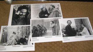 Francesco Press Kit Mickey Rourke Helena Bonham Carter