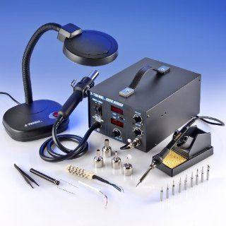 10 Asst. Solder Tips   1 Extra Hot Air Heating Element & 1 Extra