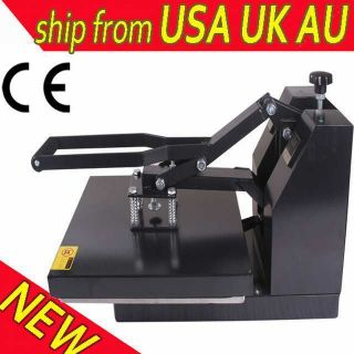 PROFESSIONAL HP3804 HEAT PRESS MACHINE T SHIRT SUBLIMATION TRANSFER