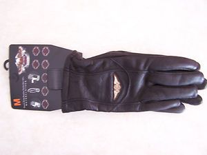 Women's Harley Davidson Leather Gloves