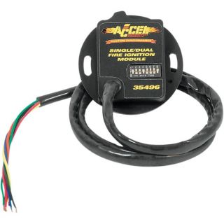 Accel Single or Dual Fire Ignition Module Harley Davidson