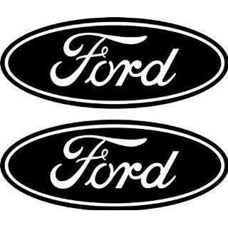 2 Black 05 11 Ford Decal Emblem F250 F350 F150 Ranger