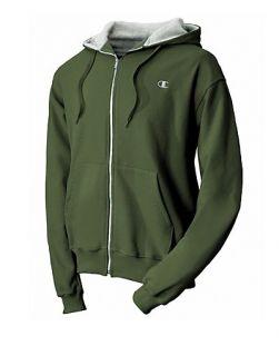Champion Double Dry® Fleece Full Zip Mens Hoodie Style S2228