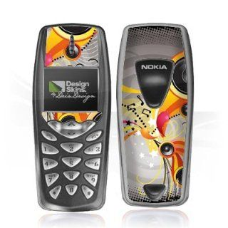 Design Skins for Nokia 3510i   Play it loud Design Folie