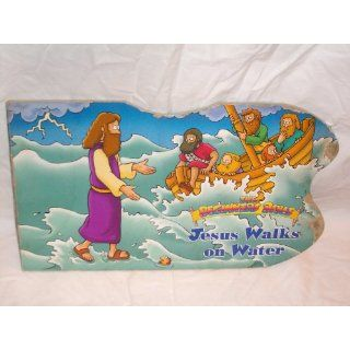 Jesus Walks on Water The Beginners Bible (The Beginners