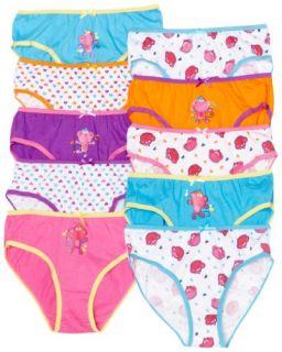 Little Princess Girls 7 16 Alaina Brief Clothing