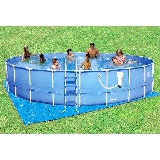 Summer Escapes 18 x 48 Round Pool with 1000 GPH Skimmer