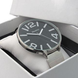 Henley Ladies Designer BIG oversize Watch Choice of 4 colours