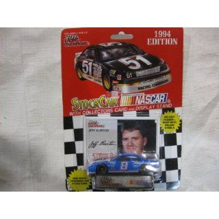 NASCAR #11 Bill Elliott Amoco Racing Team Stock Car With