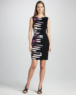 Erin Fetherston Sequin Stripe Dress