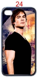 New Ian Somerhalder Vampire Diaries Apple iPhone 4 4S Hard Case Design