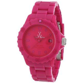 Toy Watch Monochrome Shocking Pink Dial Unisex Watch MO04PS Watches