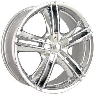 Ion Alloy 161 Chrome Wheel (18x7.5)    Automotive
